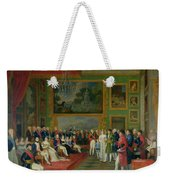 The Marriage Of Eugene De Beauharnais Weekender Tote Bag