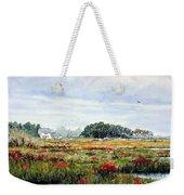 The Marsh In Bloom Weekender Tote Bag