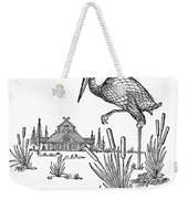 The Marsh Kings Daughter Weekender Tote Bag