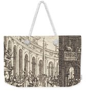 The Martyrdom Of Saint Thaddeus Weekender Tote Bag