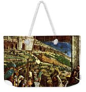 The Martyrdom Of St Jacques Weekender Tote Bag