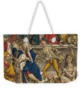The Martyrdom Of St John Weekender Tote Bag