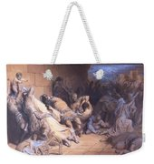 The Martyrdom Of The Holy Innocents 1868 Weekender Tote Bag