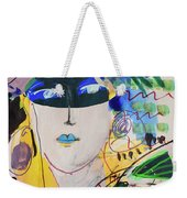 The Mask Party Weekender Tote Bag