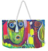 The Masks We Wear Weekender Tote Bag