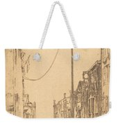 The Mast Weekender Tote Bag