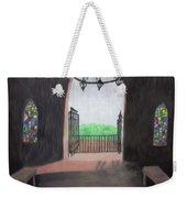 The Mausoleum Weekender Tote Bag
