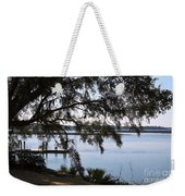 The May River In Bluffton Weekender Tote Bag