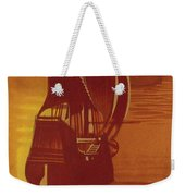 The Mayflower And The Speedwell Leave England In 1620 Weekender Tote Bag