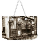 The Mayflower Pub London Vintage Weekender Tote Bag