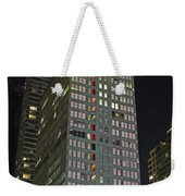 The Mcgraw Hill Building Weekender Tote Bag