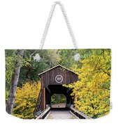 The Mckee Bridge Weekender Tote Bag