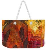 The Medicine Man Weekender Tote Bag