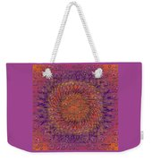 The Meditation Of Souls Weekender Tote Bag