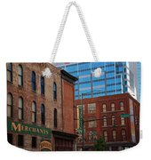 The Merchants Nashville Weekender Tote Bag