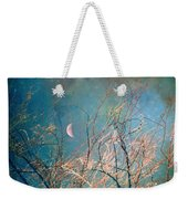 The Messy House Of The Moon Weekender Tote Bag