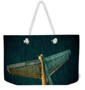The Metal Whales Tale Weekender Tote Bag