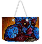 The Metaluna Mutant Weekender Tote Bag