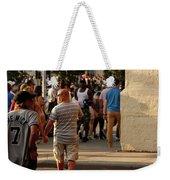 The Mick Weekender Tote Bag