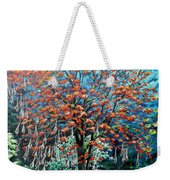 The Mighty Immortelle Weekender Tote Bag by Karin  Dawn Kelshall- Best