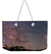 The Milky Way Core Weekender Tote Bag