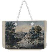 The Mill-stream Weekender Tote Bag