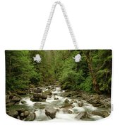 The Miller River  Weekender Tote Bag