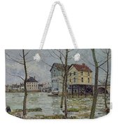 The Mills At Moret Sur Loing Weekender Tote Bag