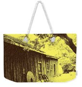 The Millwrights Shed Weekender Tote Bag