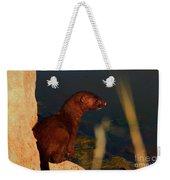 The Mink Weekender Tote Bag