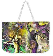 The Miraculous Conception Weekender Tote Bag