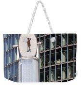 The Mirror Weekender Tote Bag