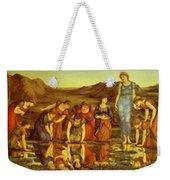 The Mirror Of Venus  Weekender Tote Bag
