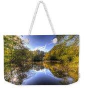 The Mirror Pond Weekender Tote Bag