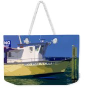 The Miss Pass A Grille Weekender Tote Bag