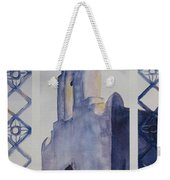 The Mission In Evening Shadow Weekender Tote Bag