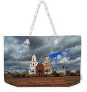 The Mission In Tuscon Arizona Weekender Tote Bag
