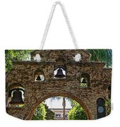 The Mission Inn Entrance Weekender Tote Bag