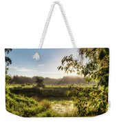 The Mists Of The Morning Weekender Tote Bag