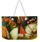 The Mocking Of Saint Thomas Weekender Tote Bag