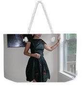 The Model And The Painting Weekender Tote Bag