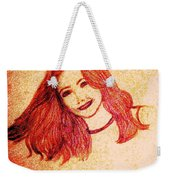 The Model Weekender Tote Bag