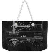 The Model T Patent Weekender Tote Bag