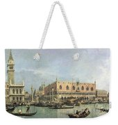 The Molo And The Piazzetta San Marco Weekender Tote Bag