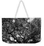 The Monastery Tree Weekender Tote Bag