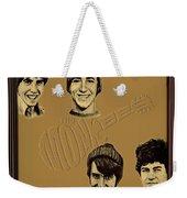 The Monkees  Weekender Tote Bag