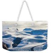 The Monte Rosa Glacier In Switzerland Weekender Tote Bag