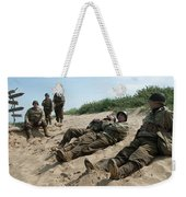 The Monuments Men Weekender Tote Bag