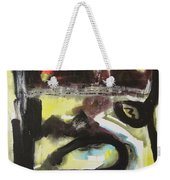 The Moon Compassionate Weekender Tote Bag