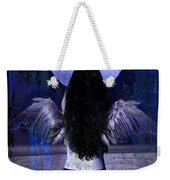 The Moon Weekender Tote Bag by Tammy Wetzel